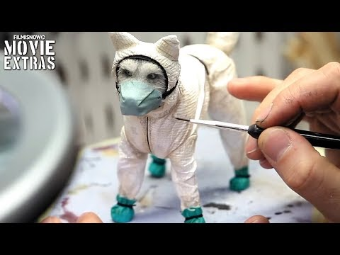 "ISLE OF DOGS | ""Making of: Puppets"" Featurette (2018)"
