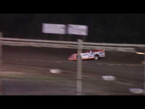 Hummingbird Speedway (9-1-18): BWP Bats Late Model Heat Race #2