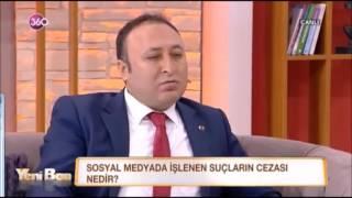AĞIR CEZA AVUKATI ZEKİ BULGAN-YEŞİM SALKIM-TV PROGRAMI-1