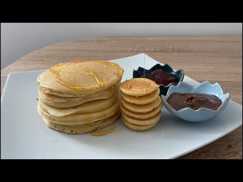 how-to-make-pancakes-&-mini-pancakes-with-1-egg-|-recipe-in-french,tamil&english-|trending-recipes