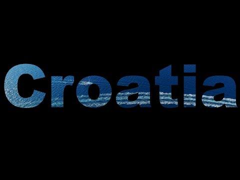 Croatia 4K - by Phantom 3 Professional - (2016)