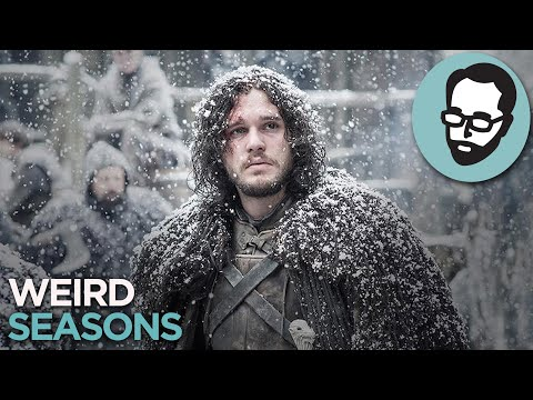 Could A Planet Have Random Winters Like Game Of Thrones? | Answers With Joe