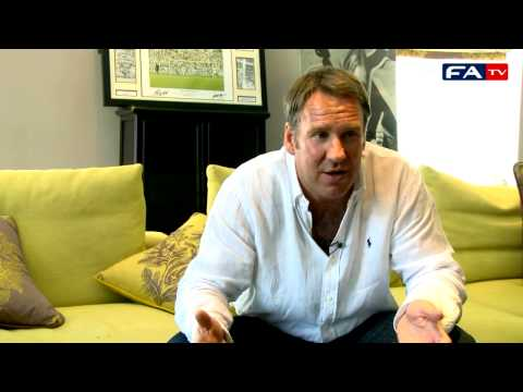 Paul Merson on the France 98 Penalties