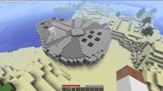 Minecraft: Star Wars - Millenium Falcon & Mos Eisley Cantina