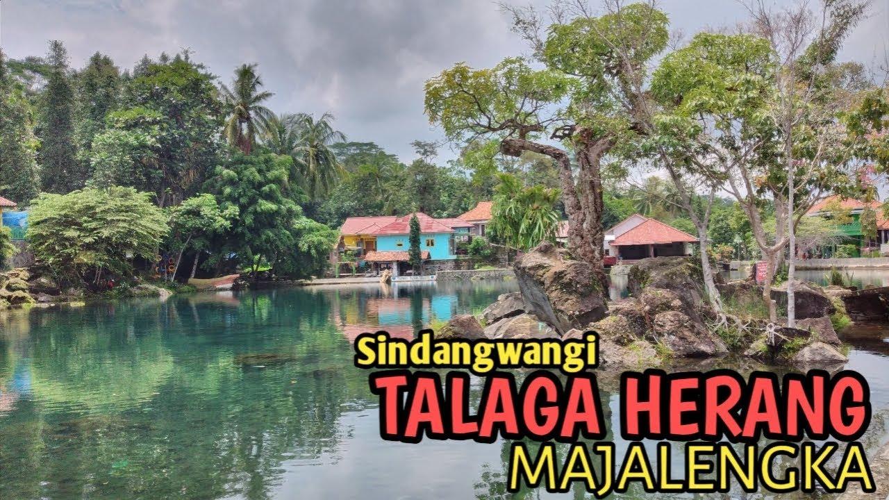 Wisata Talaga Herang Sindangwangi Majalengka