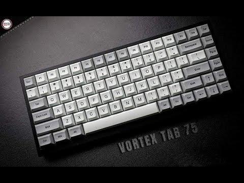 Trên tay VORTEX TAB75 WIRELESS