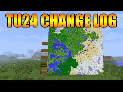 ✓Minecraft Xbox 360 + PS3 Title Update 24 Official Changelog List + NEW Features & Bug Tracker✓