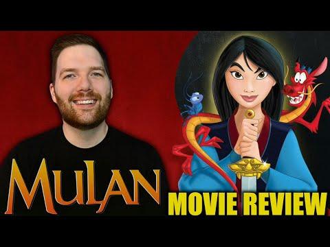 Mulan - Movie Review