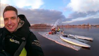 Going down the Volga river on an iceberg. Tarasov VS Datsyk. Broke both arms
