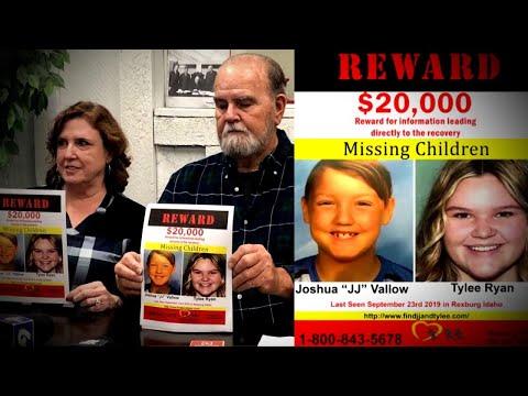 Lance Houston - Devastated Grandparents of Missing Idaho Siblings Offer $20,000 Reward