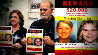 Missing Idaho Siblings' Grandparents Offer $20,000 Reward
