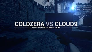 Subaru Invitational 2017: Coldzera vs Cloud9