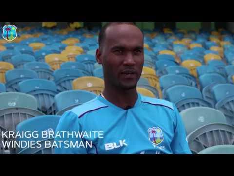Kraigg Brathwaite on reaching 3000 Test runs and playing for the WINDIES
