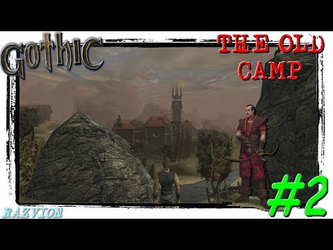 THE OLD CAMP WITH DIEGO|Let's Play Gothic 1 Part 2