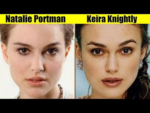 20 Strikingly Similar Celebrities That Were Separated at Birth! from YouTube · Duration:  2 minutes 57 seconds