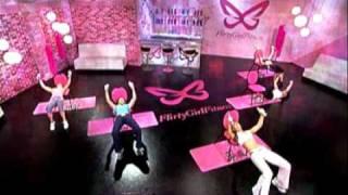 Flirty Girl Fitness Chair Fit