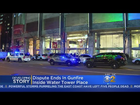 Gunfire At Water Tower Place