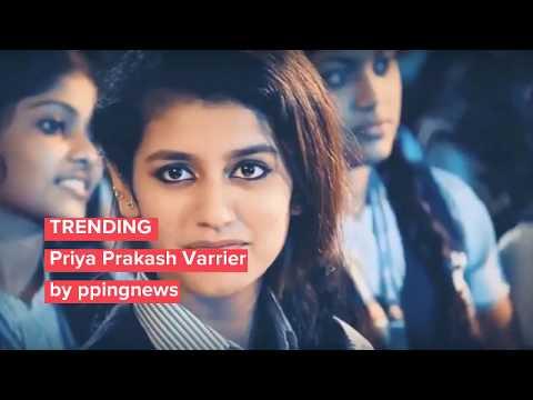 Viral Wink Story Of Priya Varrier