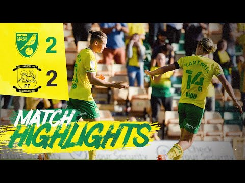 Norwich Preston Goals And Highlights