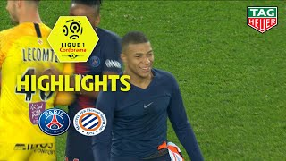 Paris Saint-Germain - Montpellier Hérault SC ( 5-1 ) - Highlights - (PARIS - MHSC) / 2018-19
