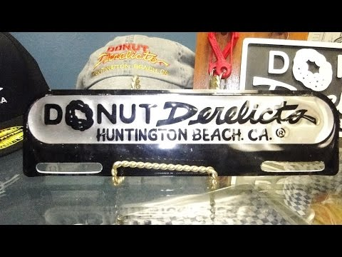 Donut Derelicts Huntington Beach California