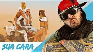 Major Lazer - Sua Cara NA GUITARRA ft. Anitta Pabllo Vittar Official Music Video