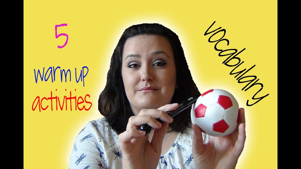Classroom Warm Up Ideas : Warm up activities youtube