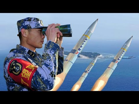 China Builds Peaceful Missile Launchers in South China Sea