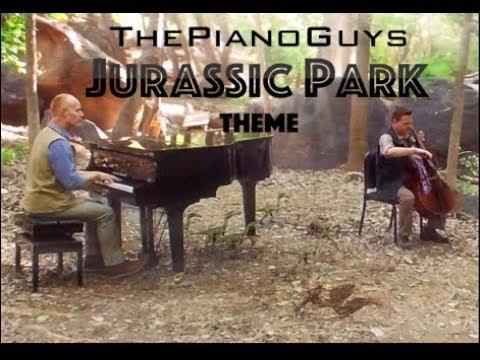 The Piano Guys Jurassic Park