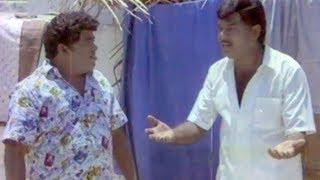 Funny Senthil, Goundamani Comedy - Namma Ooru Poovatha Tamil Movie Scene