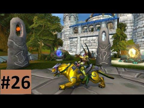 Путешествие во времени. Как быстро одеть твинка - WoW: Battle for Azeroth (BFA) #26