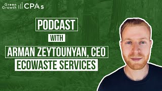 Cannabis Waste Disposal – EcoWaste Services Interview – Arman Zeytounyan