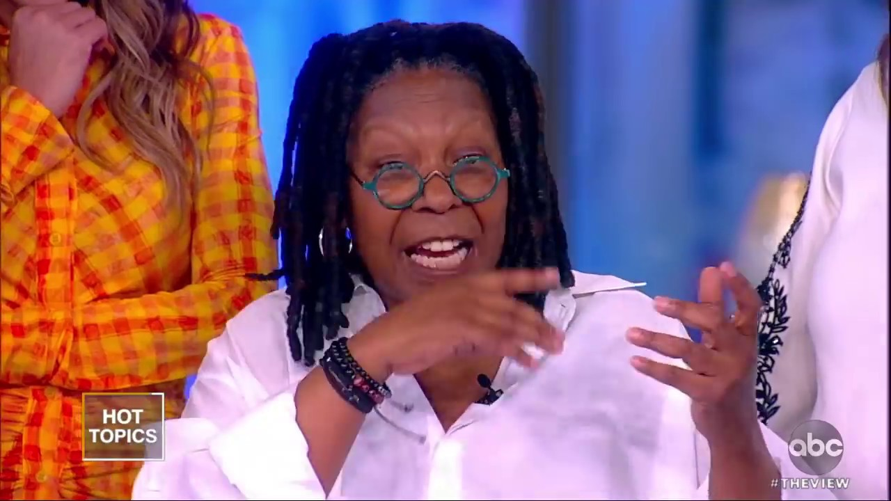 Whoopi Goldberg Surprises 'The View' After Pneumonia Battle For Brief Return