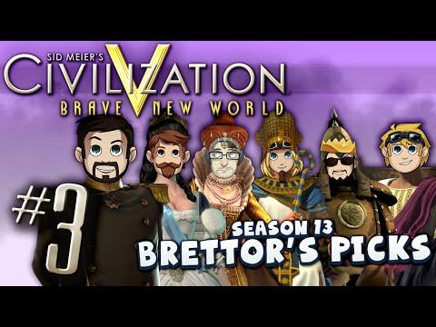 Civilization Brettor's Pick - #3 - Tony Hawkins