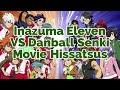 Inazuma Eleven vs Danball Senki - All Hissatsu Techniques/Tactics/Avatars/Armed/MixiMax/Functions