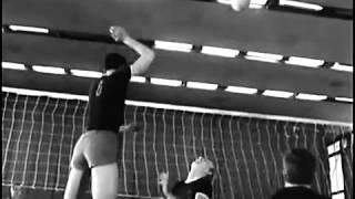 видео Техника и тактика в волейболе