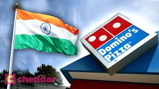 How Dominos Won In India - Cheddar Examines