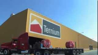 Ternium: compañía siderúrgica líder que fabrica una amplia gama de productos de acero