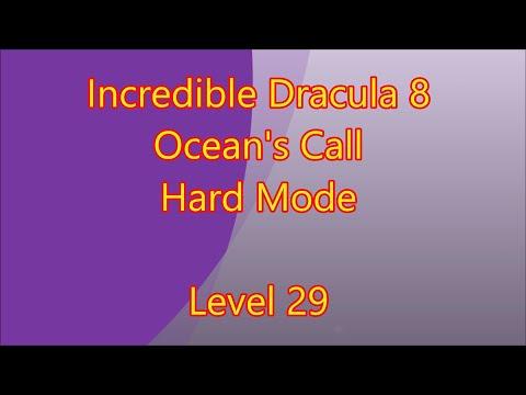 Incredible Dracula 8 - Ocean's Call Level 29 |