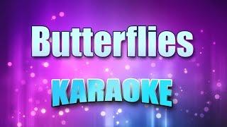 Jackson, Michael - Butterflies (Karaoke version with Lyrics)
