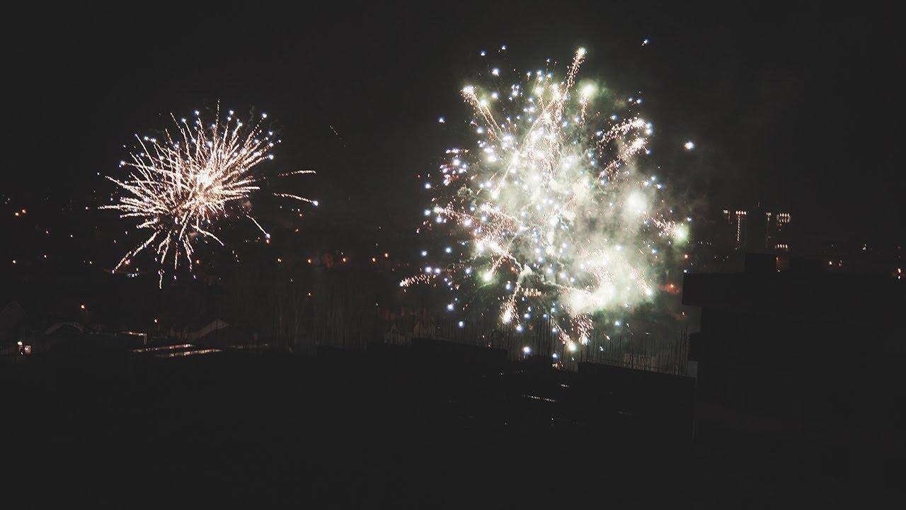 АНАПА САЛЮТ, Новый год 2018, Фестиваль САЛЮТОВ - Трах ...