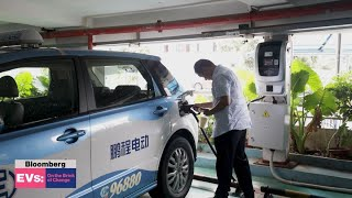 Why China Is the Biggest EV Player