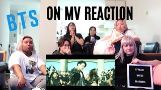 Gambar cover AURORA Dance Crew Reacts to BTS (방탄소년단) 'ON' Kinetic Manifesto Film : Come Prima