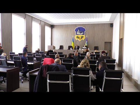 В Ужгороді провели позачергову сесію районної ради