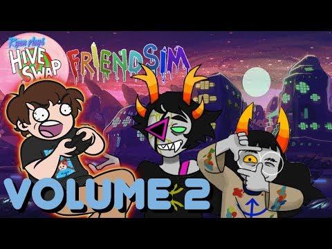 Ryan plays Hiveswap Friendsim! Volume 2