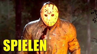 ZEIT ZUM SPIELEN! - Friday the 13th The Game (F13 Gameplay German/Deutsch)