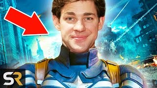 10 Unbelievable Marvel Movie Casting Decisions That Almost Happened