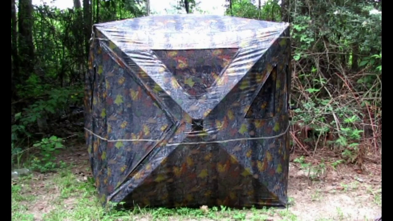 6b059d77d53a Best Choice Products 2 Person Pop Up Hunting Hub Blind