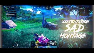 XXXTentacion Sad 🔥 iPhone XR PUBG Montage// PUBG Montage // Five Finger Claw + Gyroscope