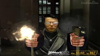 3D Mark 2001SE - GTX 1080 - I7 7700K - Windows 10
